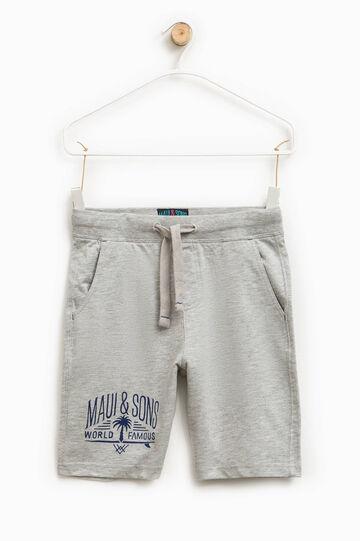 Printed Bermuda shorts by Maui and Sons