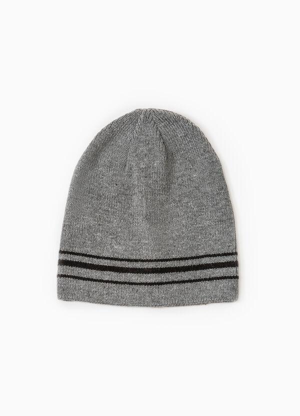 Cappello a cuffia lavorato a tricot | OVS