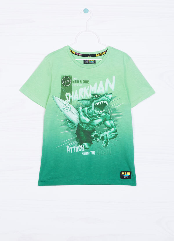 T-shirt Maui and Sons cotone | OVS