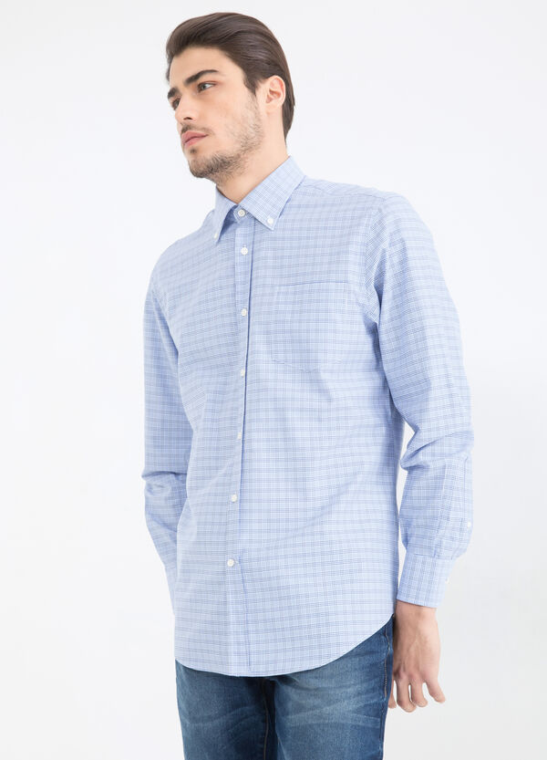 Regular fit shirt in 100% cotton | OVS
