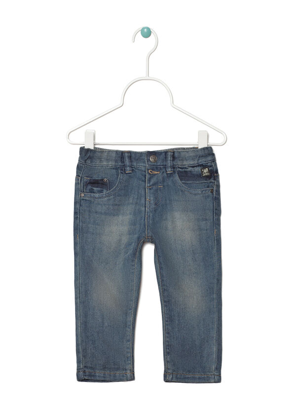 Jeans regular effetto used | OVS