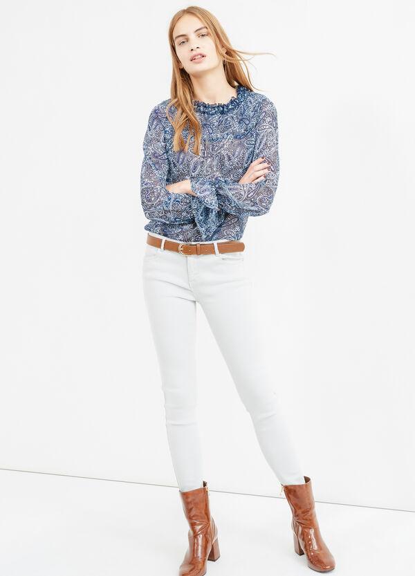 Super skinny-fit stretch trousers | OVS