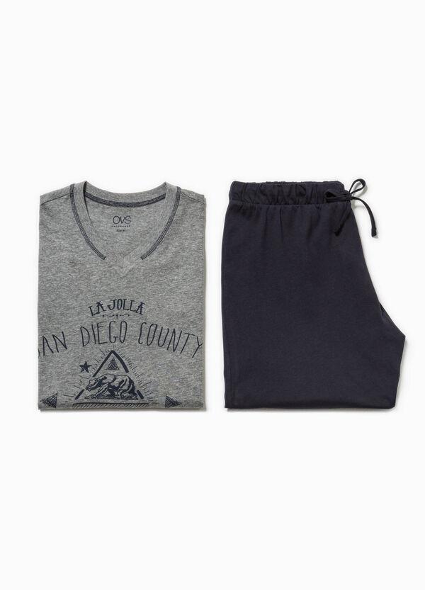 Pigiama maglia e bermuda | OVS