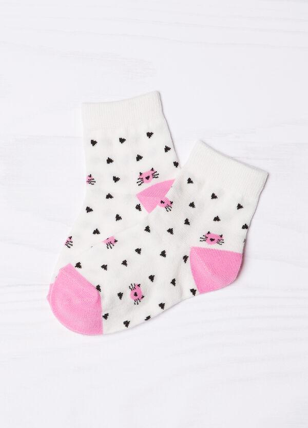 Set sette paia di calze stretch | OVS