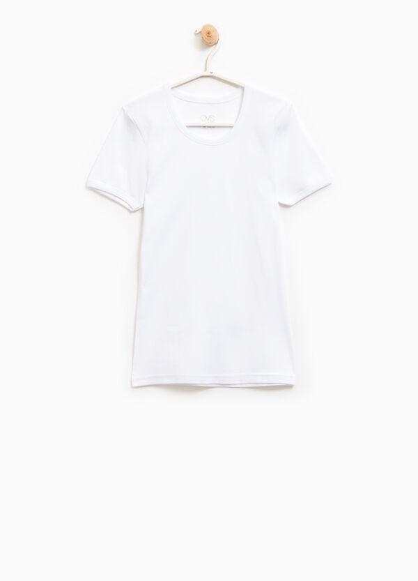 100% cotton undershirt | OVS