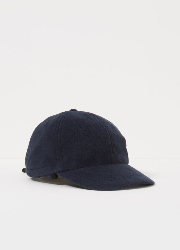 Fleece baseball cap | OVS