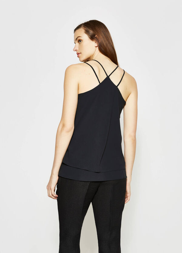 Top with double shoulder straps | OVS