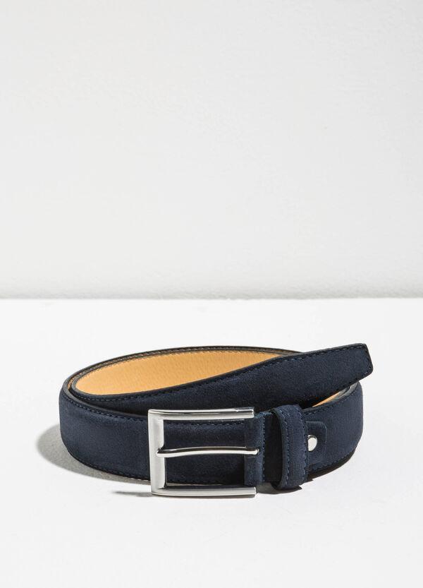 Cintura vera pelle scamosciata | OVS