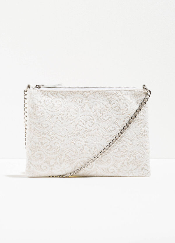 Lace shoulder bag | OVS