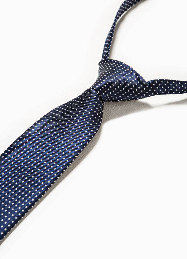 Cravatta fantasia a pois | OVS