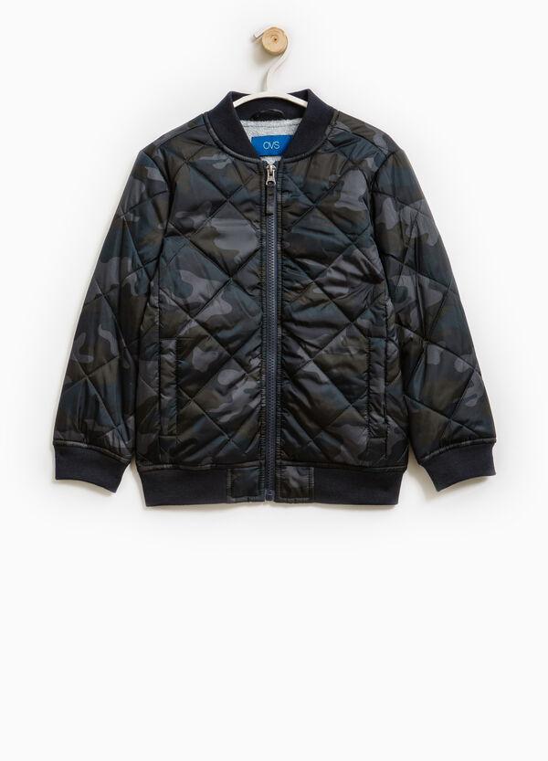 Camouflage patterned jacket | OVS