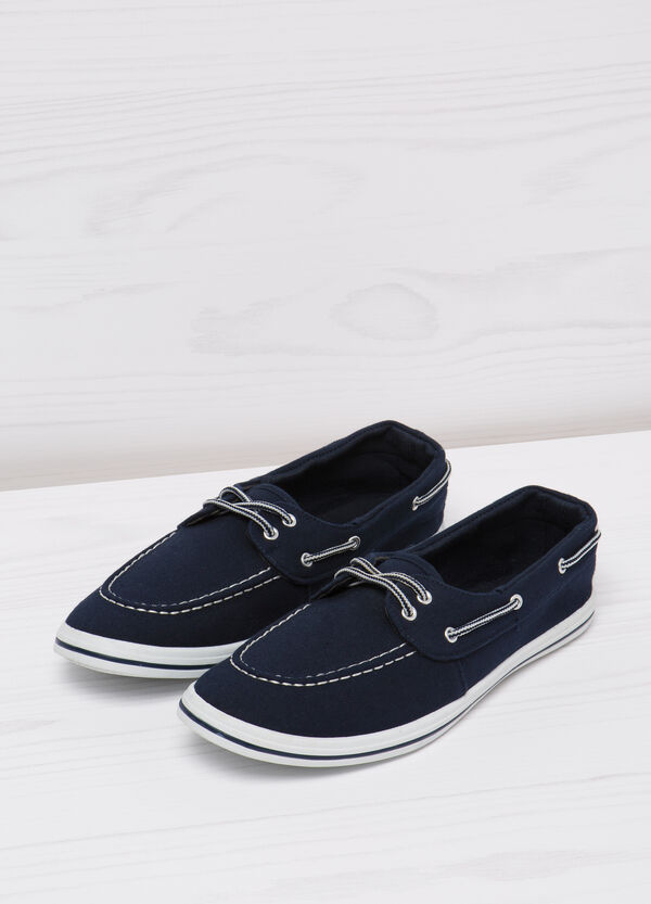 Loafers with laces | OVS