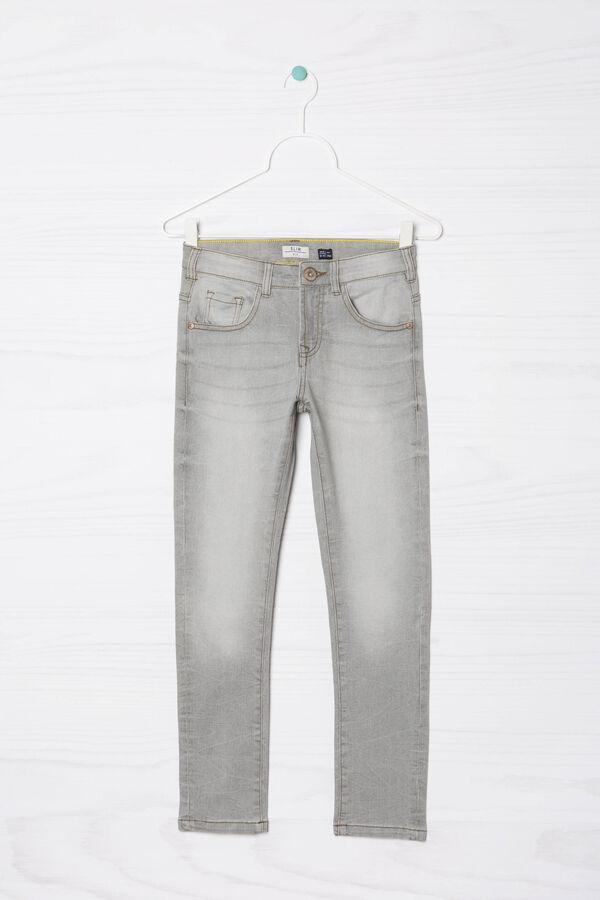 Slim fit stretch jeans | OVS