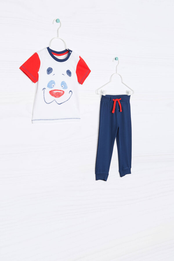 100% cotton printed outfit | OVS