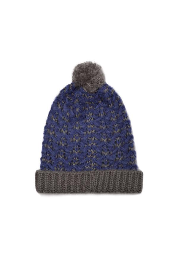 Cappello cuffia con pon pon | OVS
