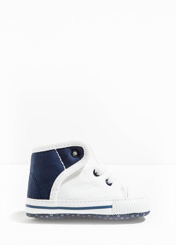 Sneakers alte retro a contrasto | OVS