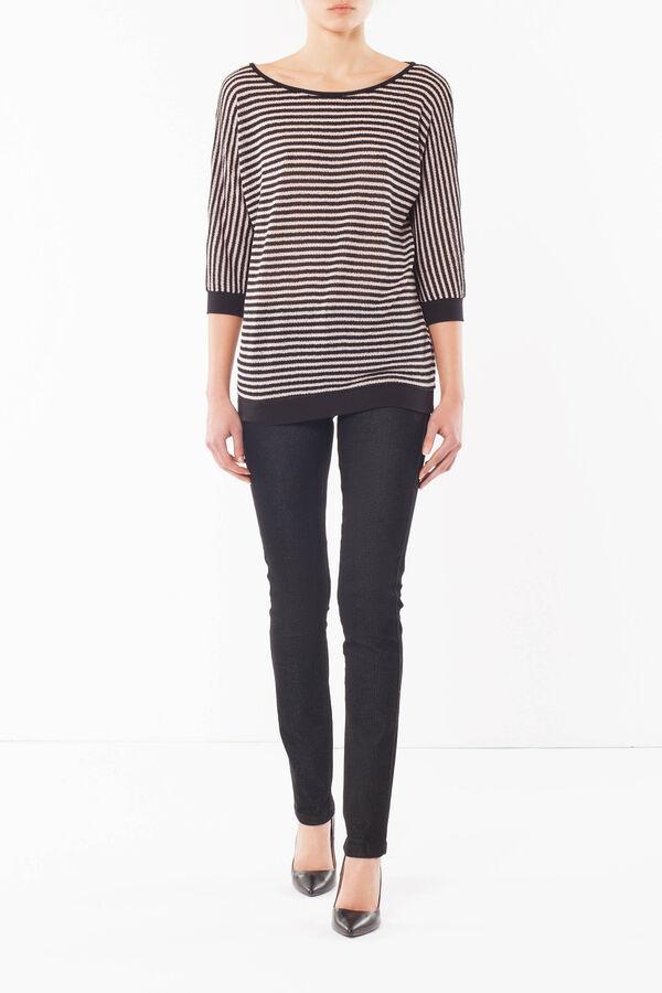 T-shirt in maglia | OVS