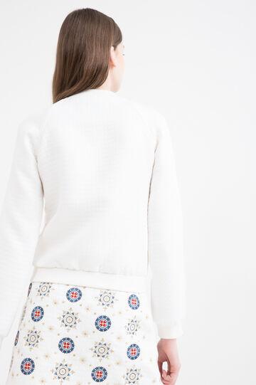 Jacket OVS Arts of Italy, Galla Placidia, Milky White, hi-res