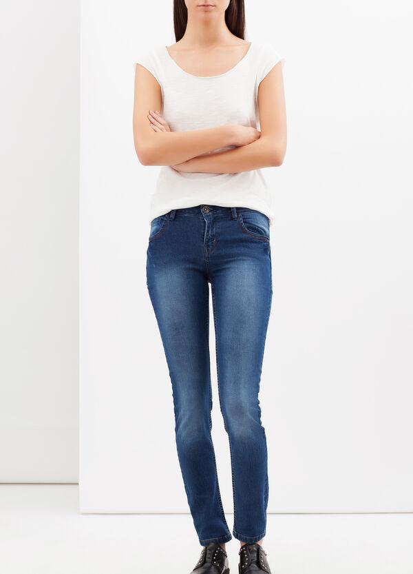 Skinny fit stretch jeans | OVS