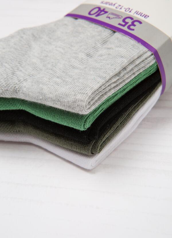 Five-pack stretch socks | OVS