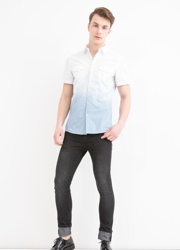 G&H degradé shirt in cotton | OVS