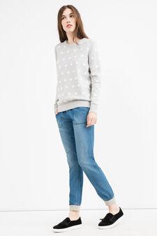 Regular fit jogging jeans, Light Wash, hi-res