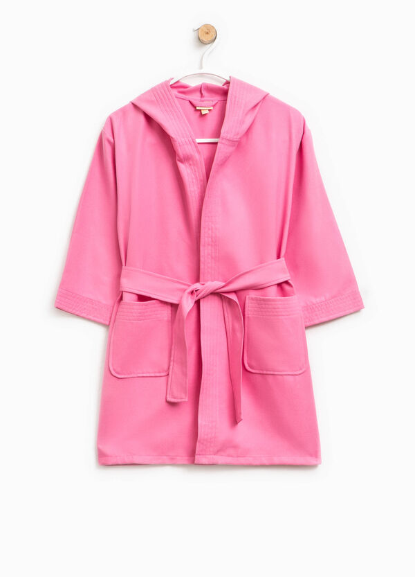 Bathrobe with two pockets | OVS