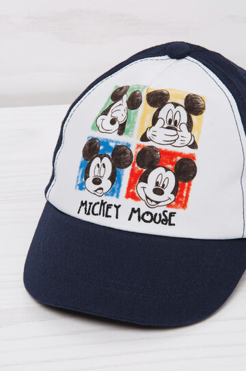 Cappello baseball Mickey Mouse, Grigio, hi-res