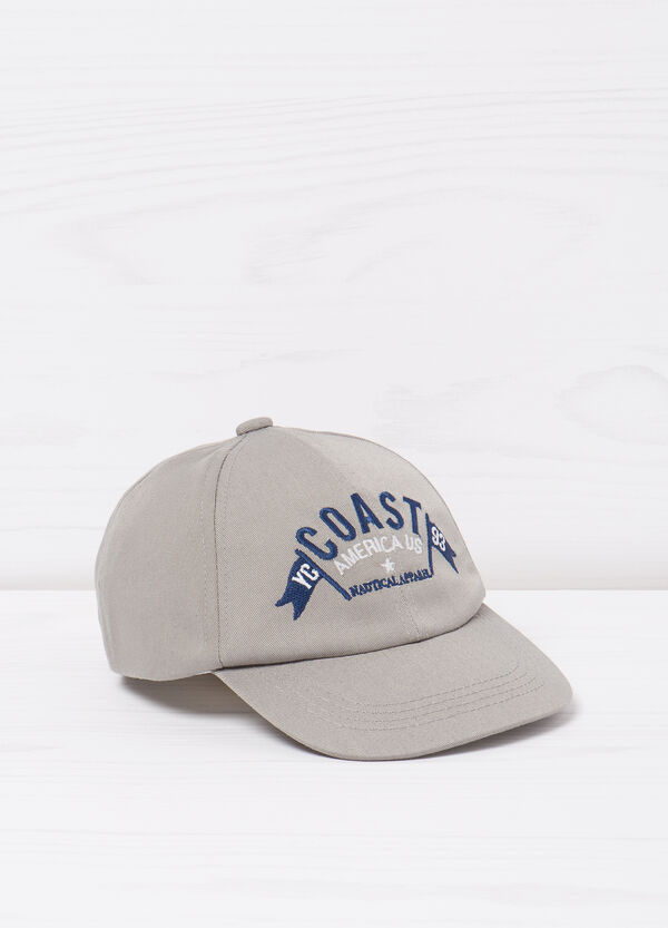 Cotton baseball cap. | OVS