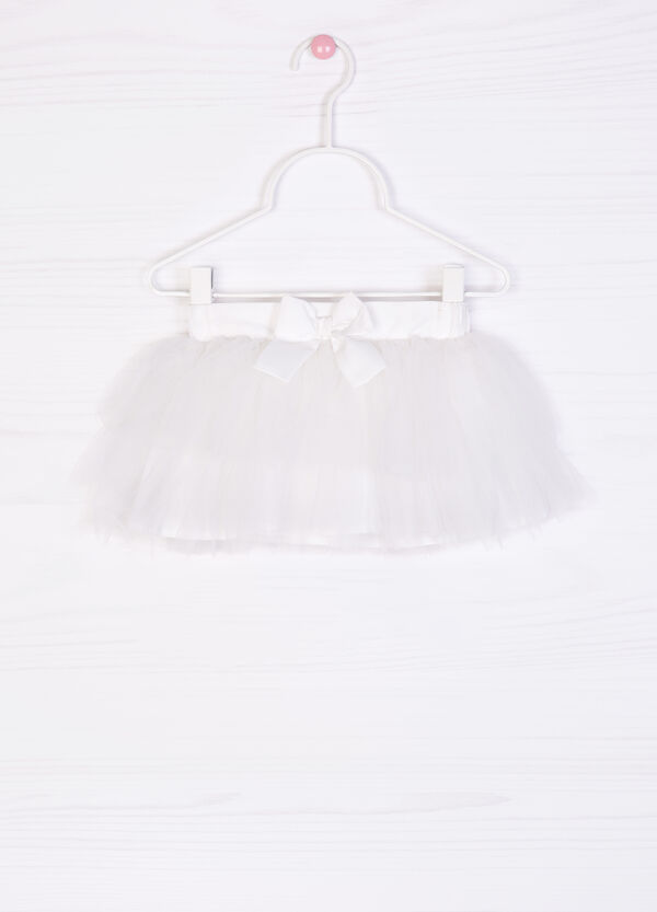 Gonna a balze in tulle | OVS