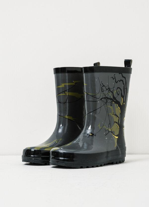 Printed rain boots | OVS