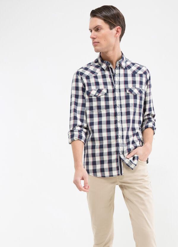 Camicia cotone tartan G&H | OVS