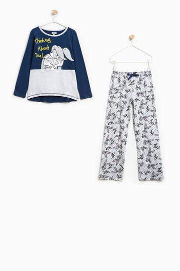 100% Biocotton Bugs Bunny pyjamas