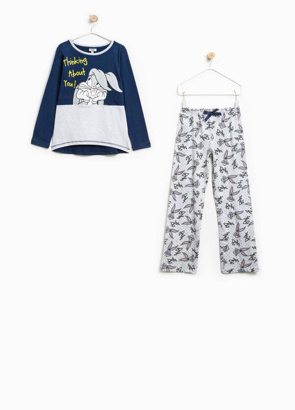 100% Biocotton Bugs Bunny pyjamas | OVS