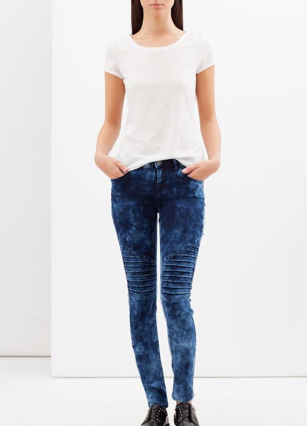 Skinny fit biker jeans | OVS