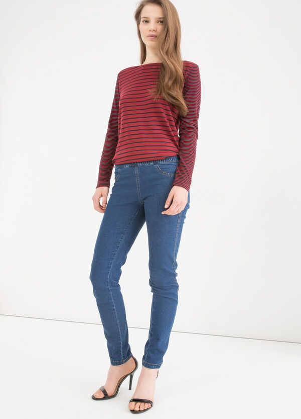 Jeggings in misto cotone stretch | OVS