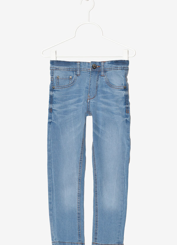 Used-effect jeans | OVS