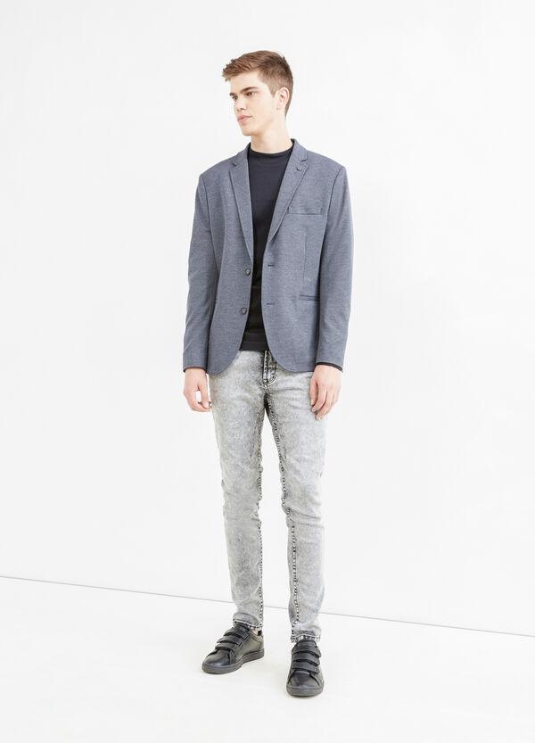Elegant two-button blazer | OVS