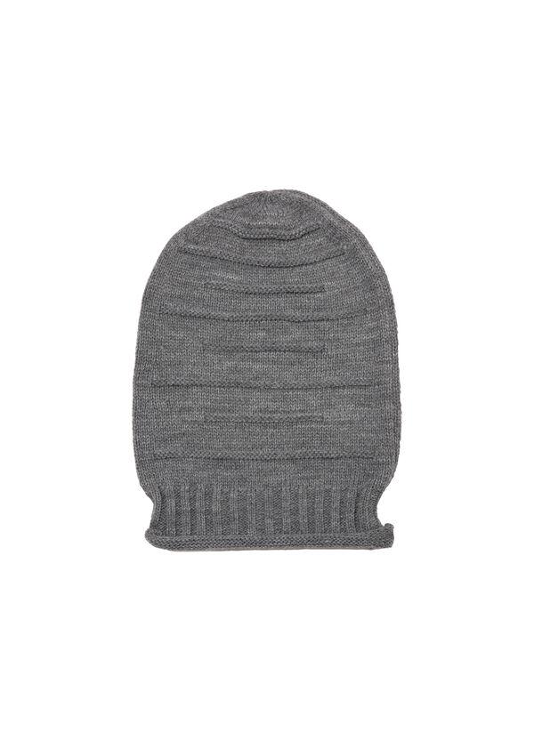 Striped-pattern beanie cap | OVS