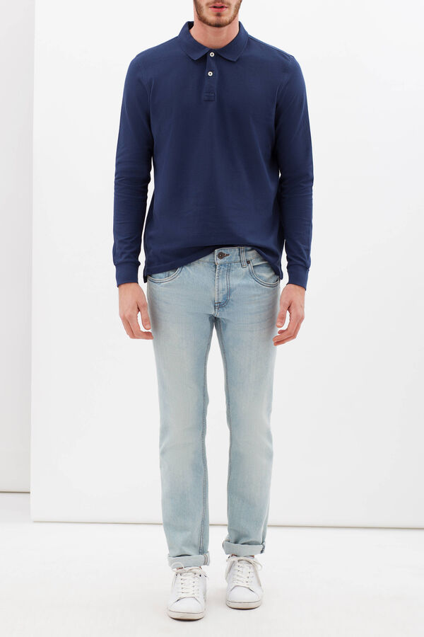 100% cotton polo shirt | OVS