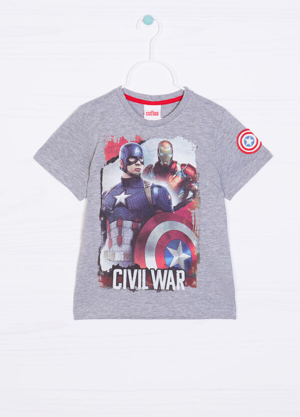 Captain America cotton T-shirt | OVS