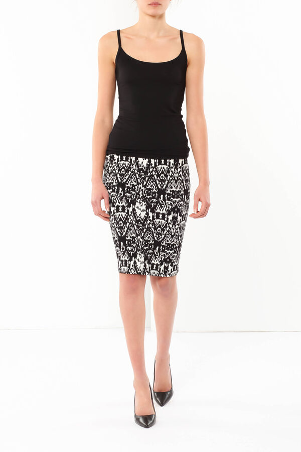 Patterned skirt | OVS
