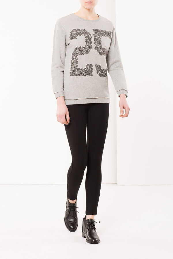 Printed sweater | OVS