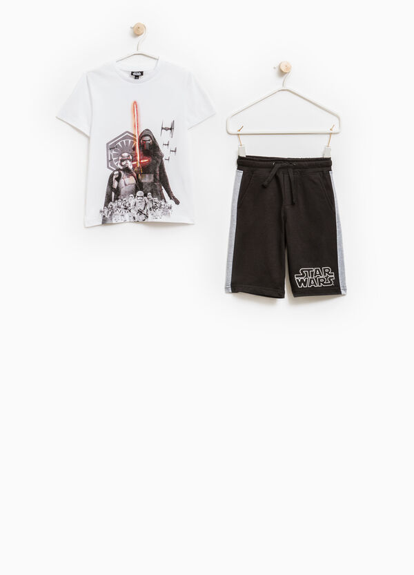 Star Wars printed cotton outfit | OVS