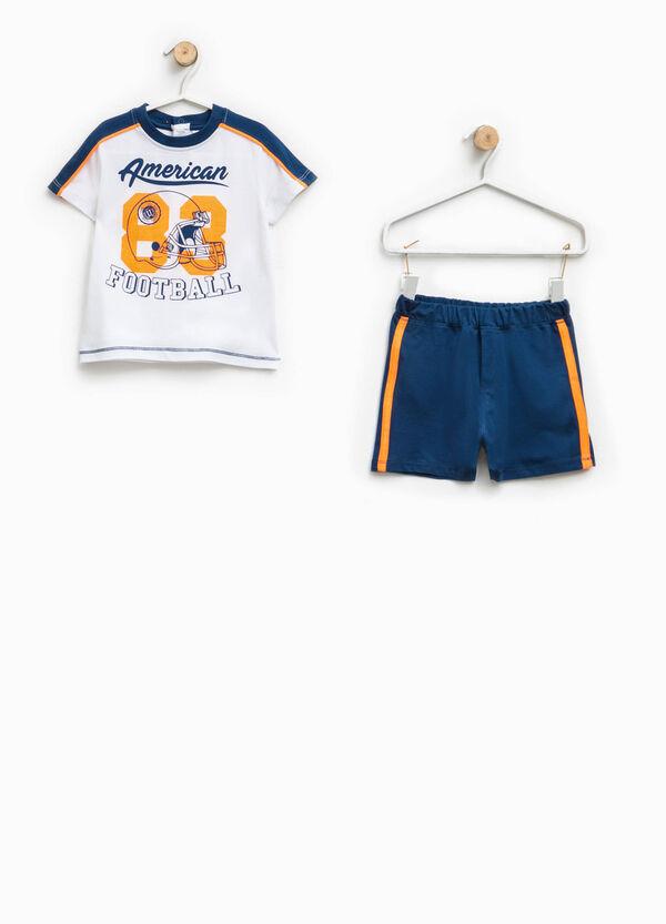 Completo t-shirt e pantaloncini | OVS