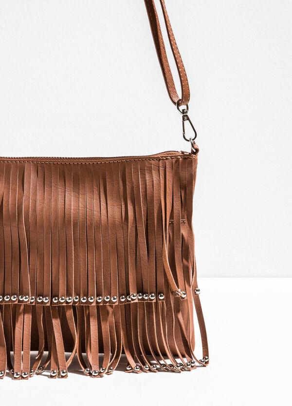 Fringed shoulder bag | OVS