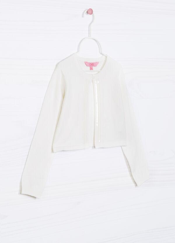 Cardigan misto cotone tricot | OVS
