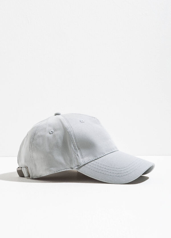 Gorra de béisbol en color liso | OVS