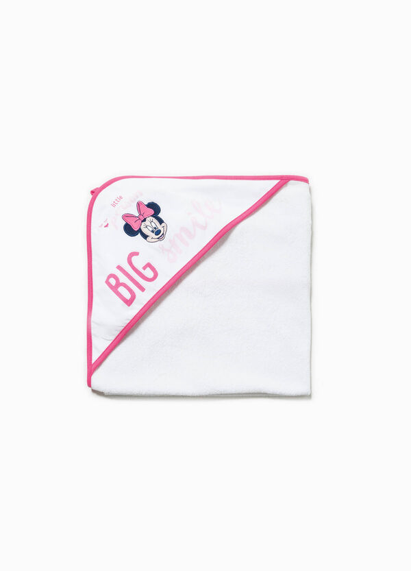 Cotton Minnie Mouse bathrobe | OVS