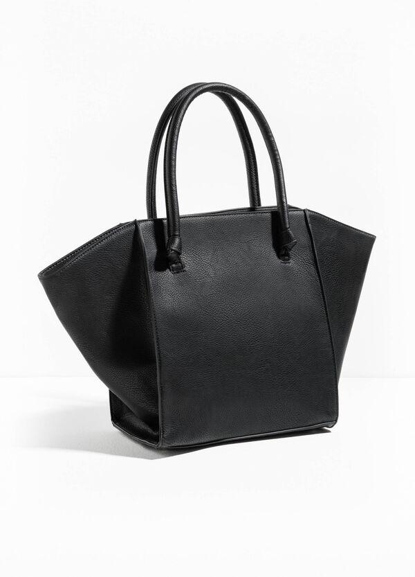 Textured effect handbag | OVS
